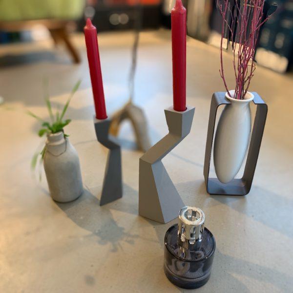 Kerzenständer und viele weitere Accessoires