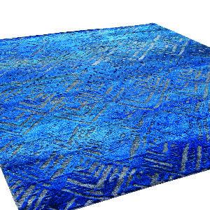 DIESE Bild zeigt den Dhingri silk teppich