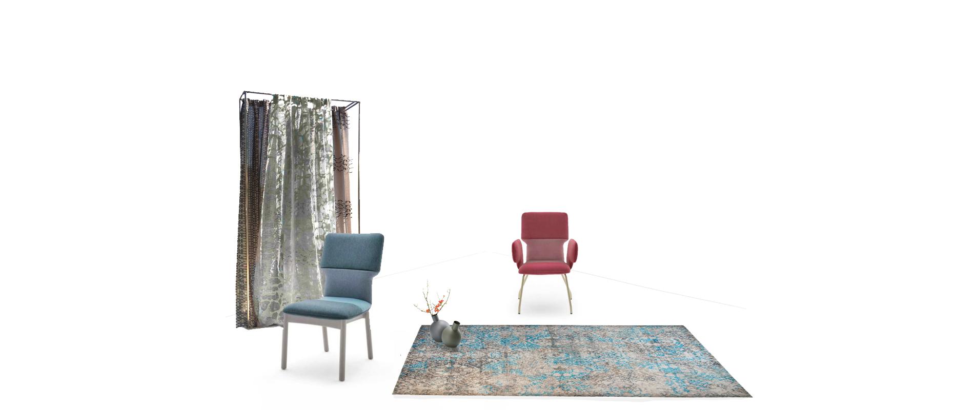 Dieses Bild zeigt Produkte der Firma Seidel Raumgestaltung