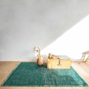 Dieses Bild zeigt den Teppich -Medallion von louis de Poortere